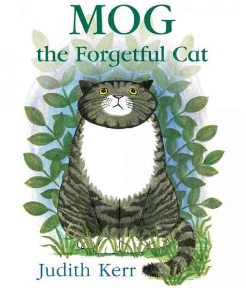 Mog The Forgetful Cat by Judith Kerr cover