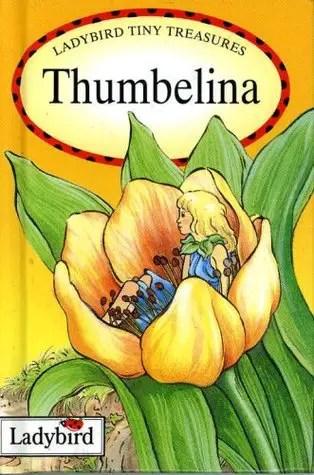 Thumbelina Ladybird cover