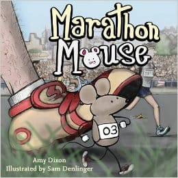 Marathon Mouse Cover