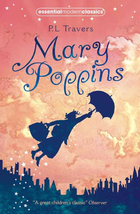 Mary Poppins is a travelling angel