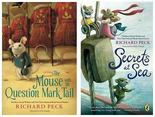 Mouse books by Richard Peck