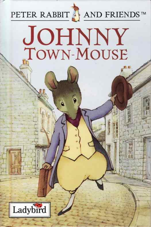johnny-town-mouse-ladybird-book-peter-rabbit-and-friends-gloss-hardback-1996-43-p