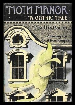 Moth Manor Martha Bacon cover