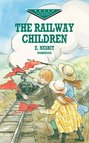 The Railway Children cover E. Nesbit