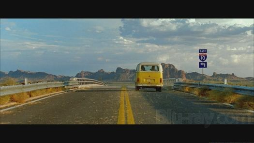 Little Miss Sunshine road