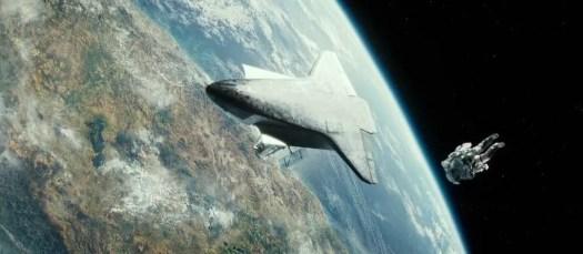 gravity explorer shuttle