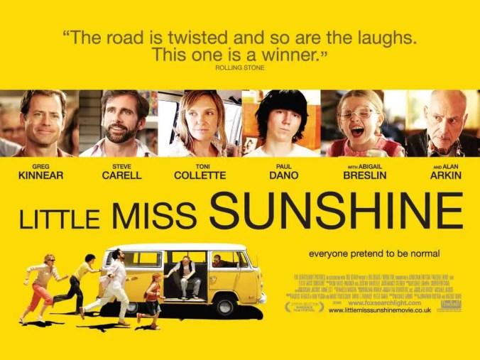 movie poster Little Miss Sunshine
