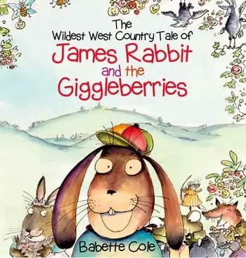 JamesRabbitAndTheGiggleBerries