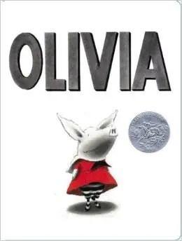 Olivia cover