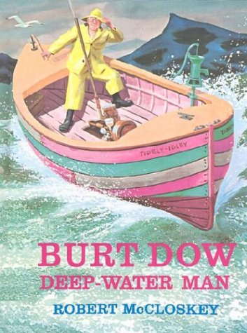 Burt-Dow Deep Water Man cover