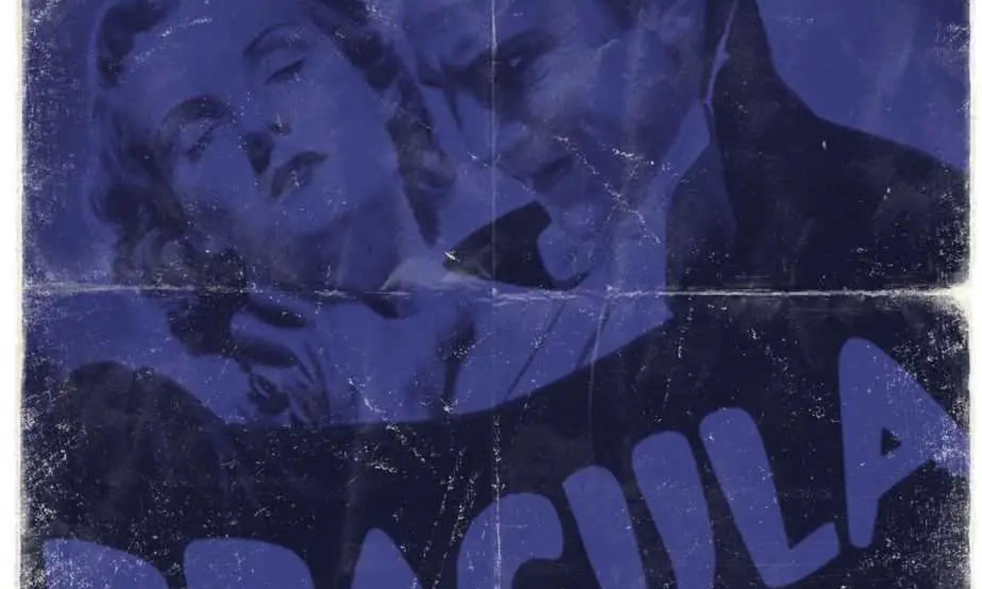 dracula horror poster