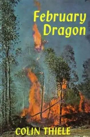 February Dragon cover