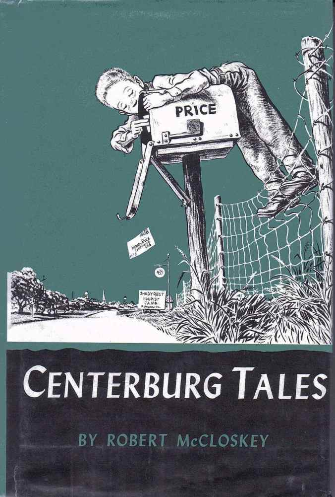Rooftop Centerburg Tales