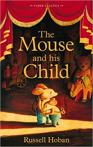 The Mouse And His Child faber cover