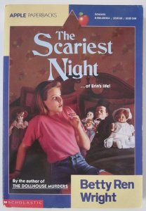 The Scariest Night book cover