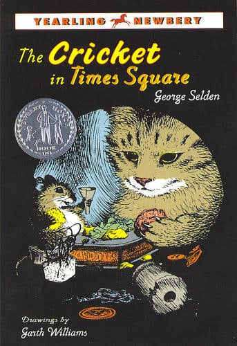 Won the Newbery Award in 1960. Thre's nothing unlikely in the scavenging animals living below ground and existing on scraps humans throw away. Fantasy only lies in their friendship.