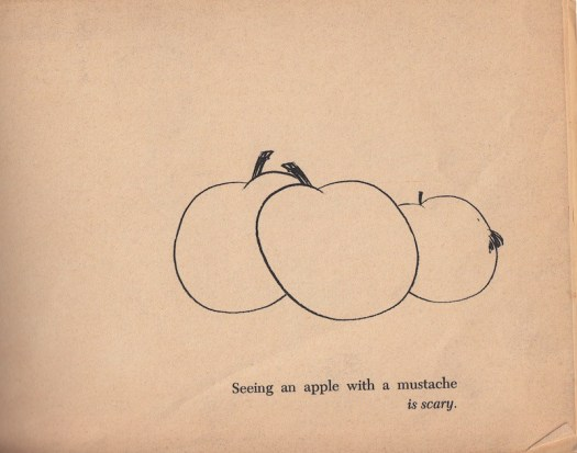 apple with a moustache_800x629