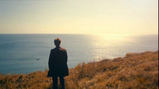 broadchurch looking out to sea
