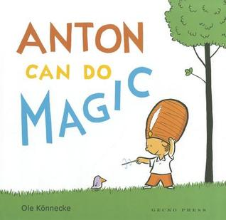 Anton Can Do Magic cover