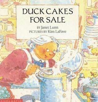 Duck Cakes For Sale cover