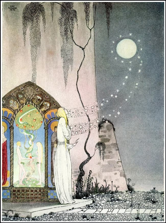 East of the Sun and West of the Moon, 1914 Kay Nielson