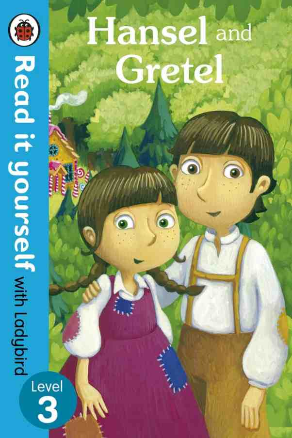 Ladybird Hansel and Gretel