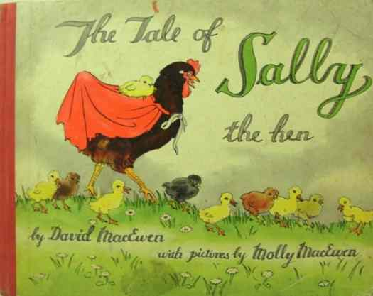 The Tale Of Sally The Hen