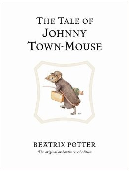 The Tale of Johnny Town Mouse in which town equals city
