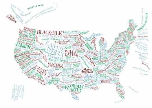 USA-Literary-Map
