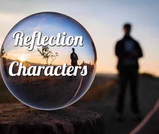 reflection characters