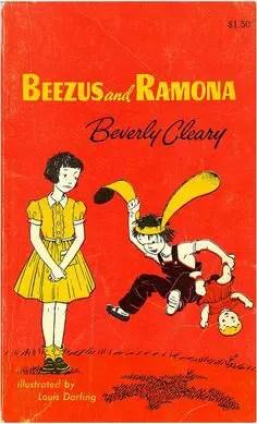 Beezus and Ramona cover