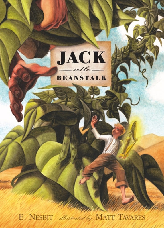 Jack and the Beanstalk nesbit