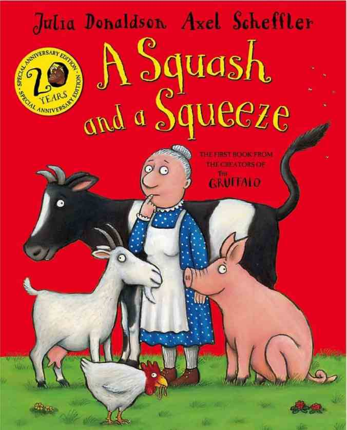 A SQUASH AND A SQUEEZE 20 YEAR ANNIVERSARY EDITION