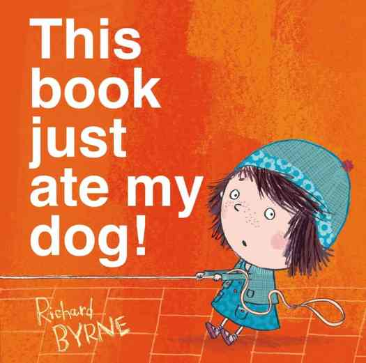 THIS BOOK JUST ATE MY DOG COVER