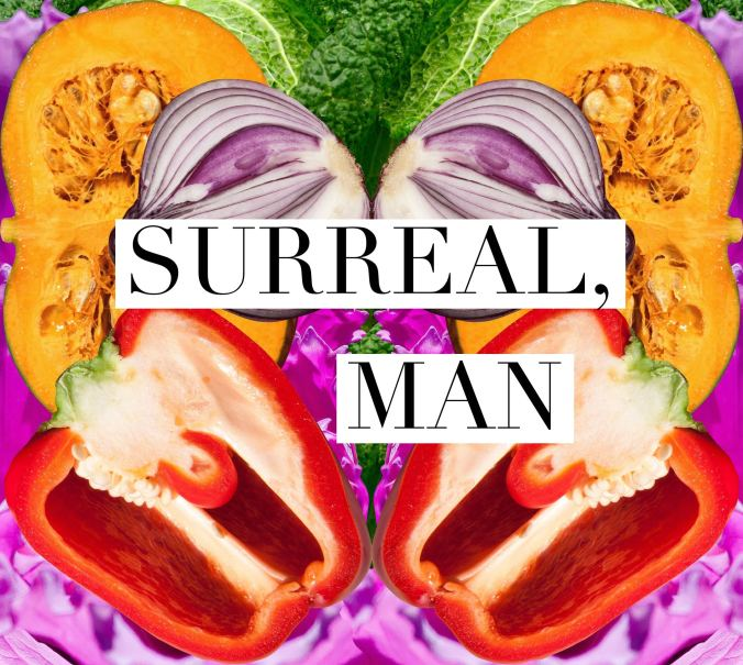 surreal-man