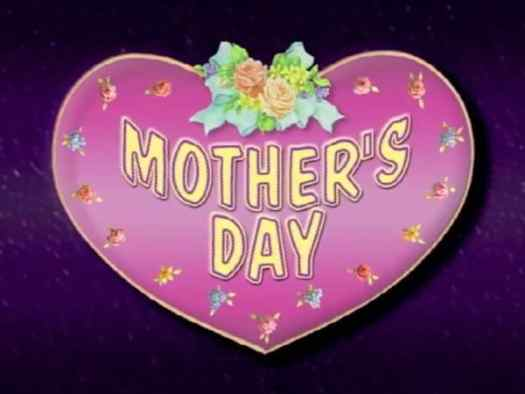 mother's day courage the cowardly dog