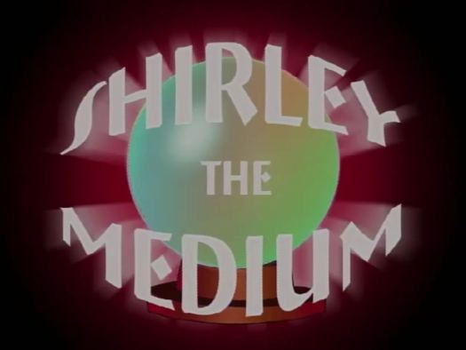 shirley the medium
