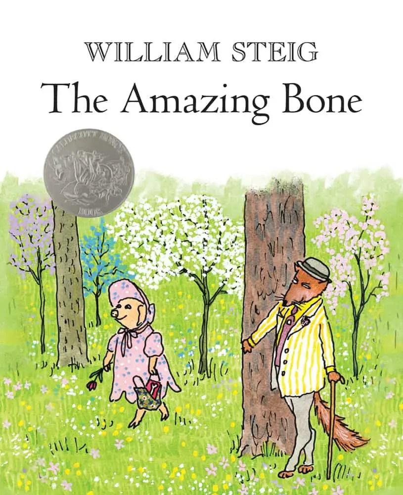 The Amazing Bone cover