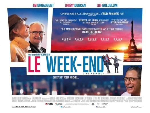 le week-end movie poster