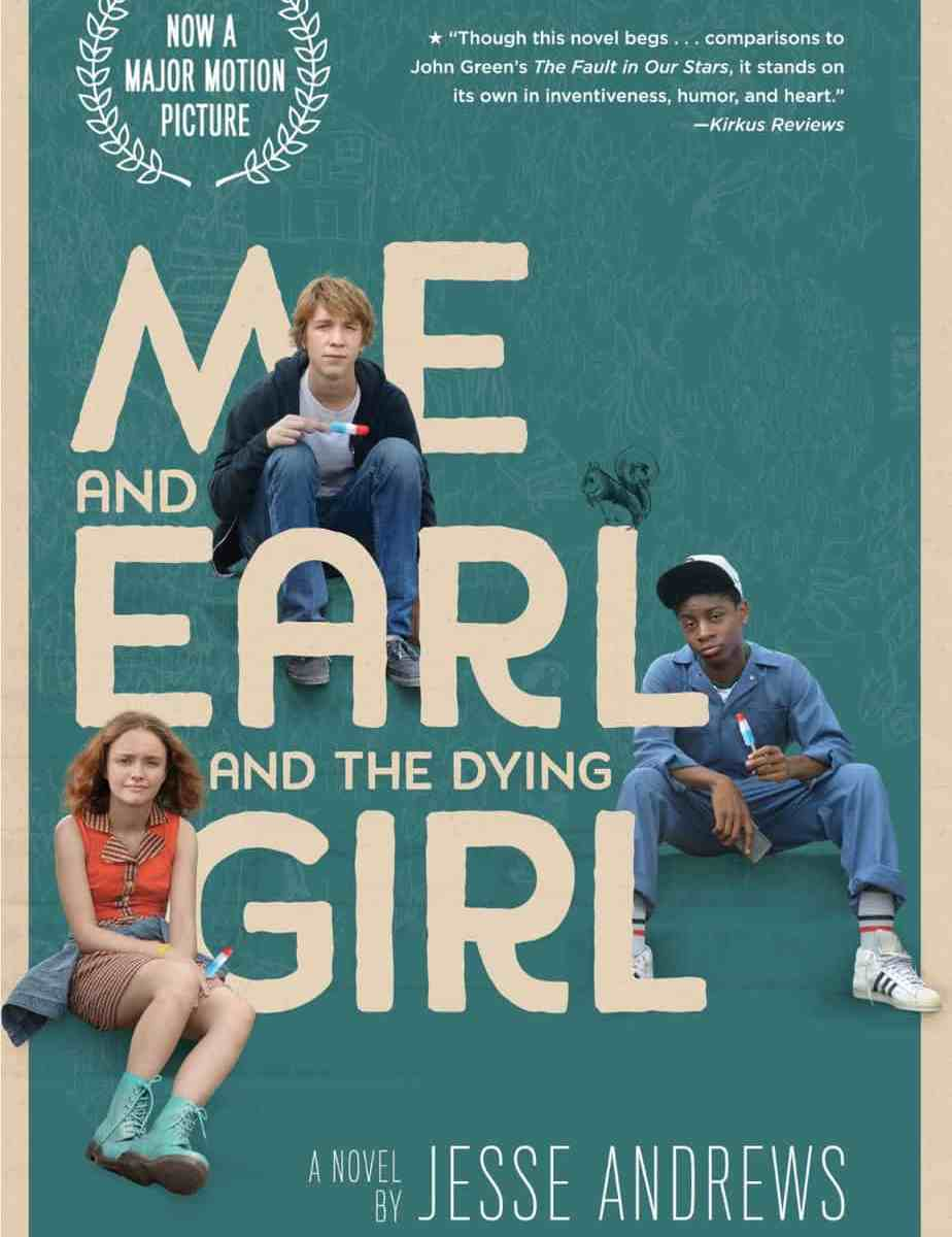 Me and Earl and the Dying Girl film poster