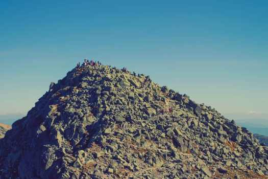 the mountain of reversals and reveals