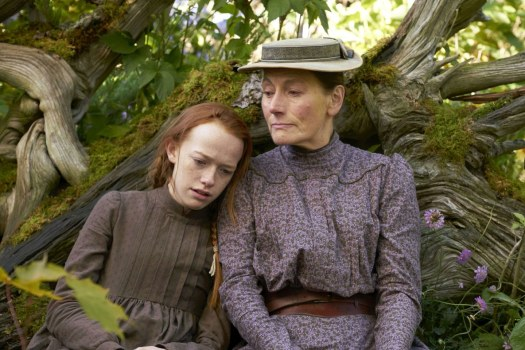 Anne Shirley and Marilla