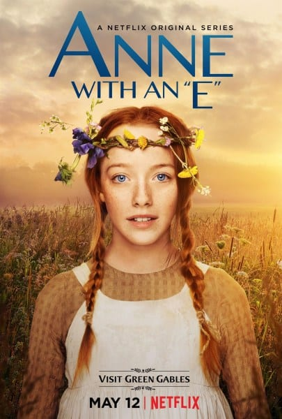 Anne Shirley in Anne With An E