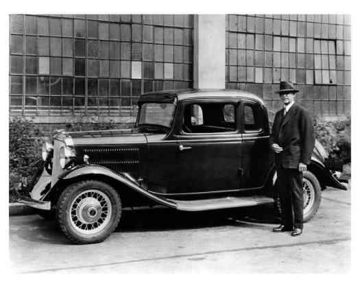 The Terraplane automobile A Long Way From Chicago