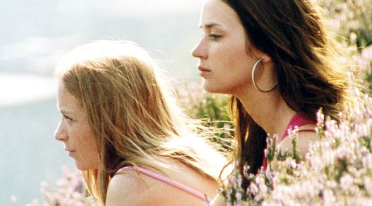 The two main characters of the film My Summer of Love