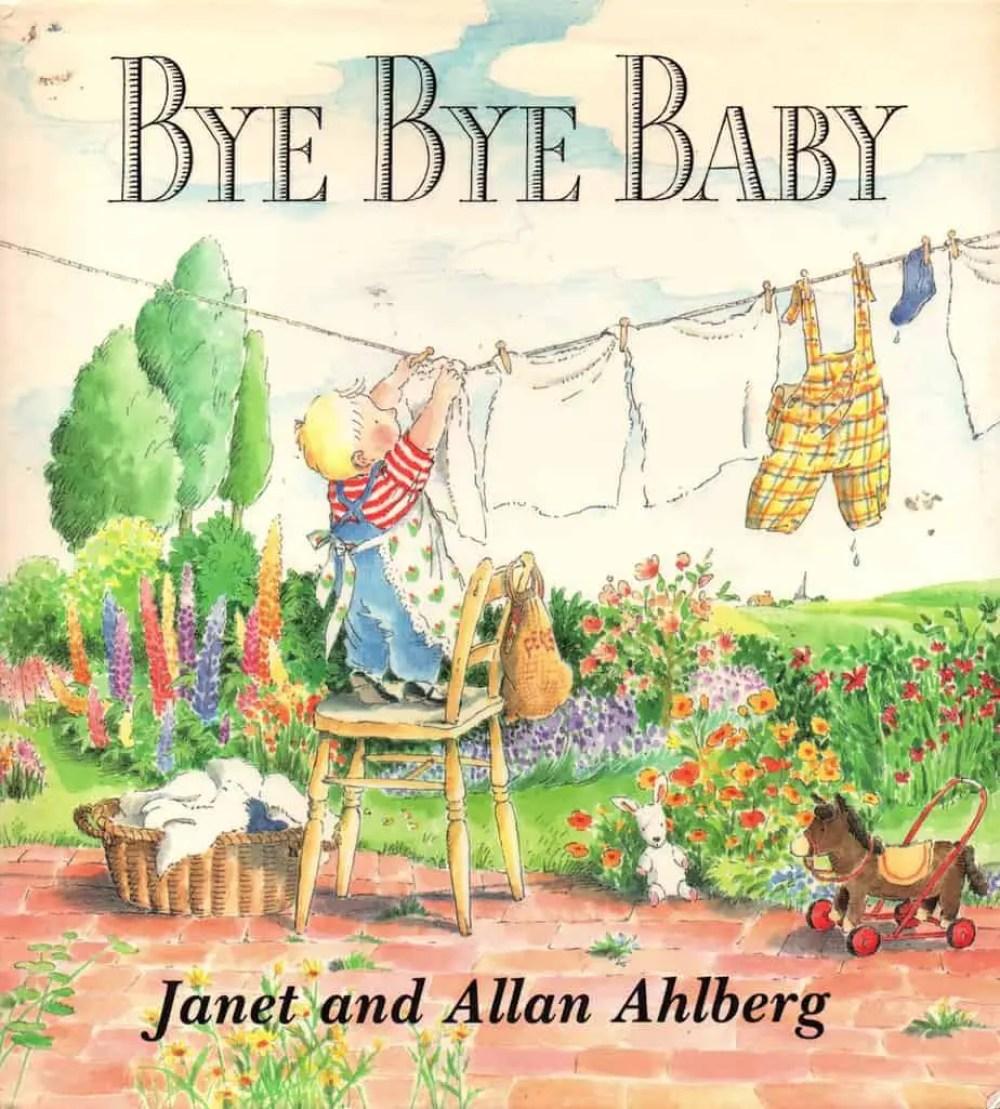 Bye Bye Baby cover