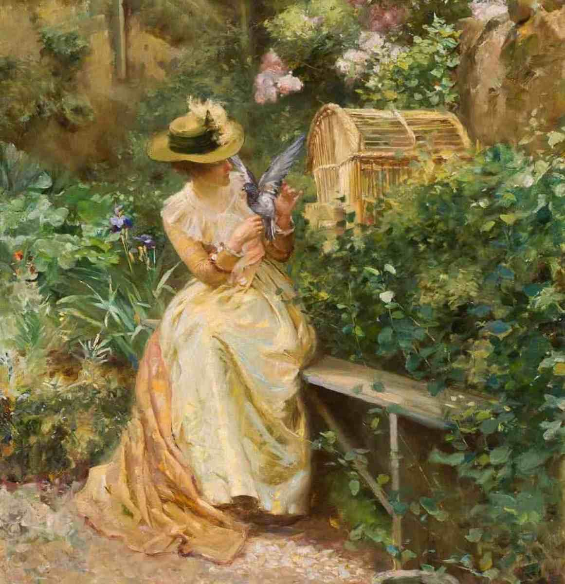 Robert Payton Reid - Love's Messenger