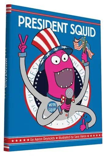 President Squid cover