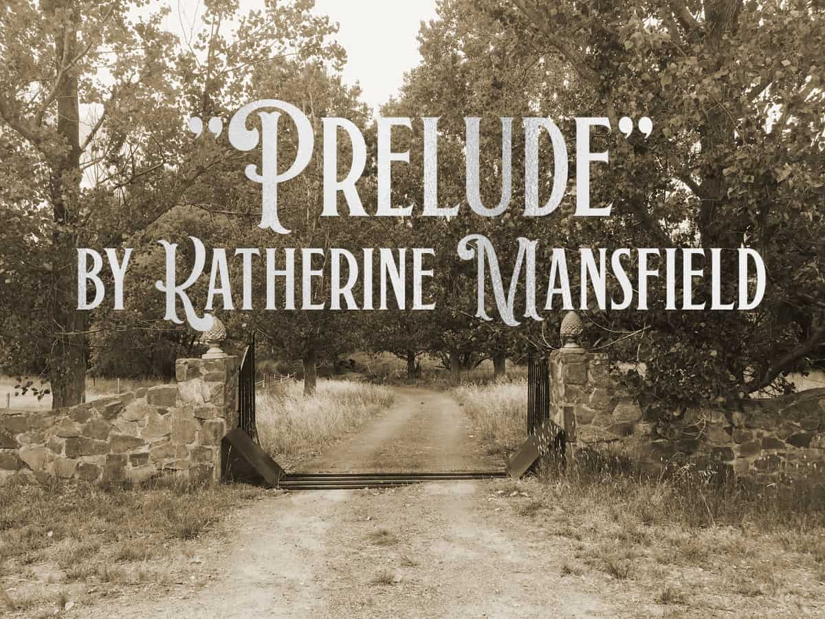 Prelude Katherine Mansfield