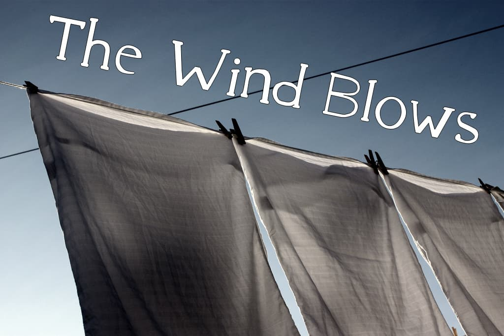 The Wind Blows Katherine Mansfield